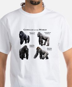 Gorillas of the World Shirt