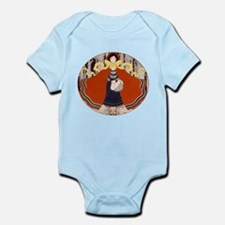 Maxfield Parrish Red Riding Hood Body Suit