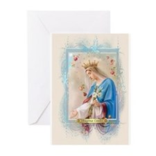 Unique Regina Greeting Cards (Pk of 20)