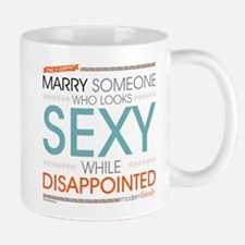Modern Family Sexy Disappointed Small Small Mug