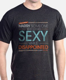 Modern Family Sexy Disappointed T-Shirt