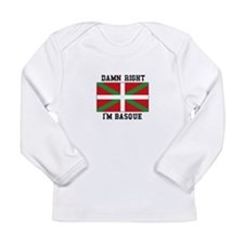 Cute Southern europe Long Sleeve Infant T-Shirt