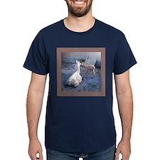mom and baby llama T-Shirt