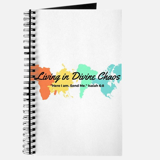 Living In Divine Chaos Journal