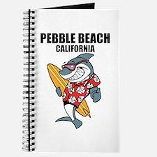 Pebble Beach, California Journal