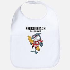 Pebble Beach, California Bib