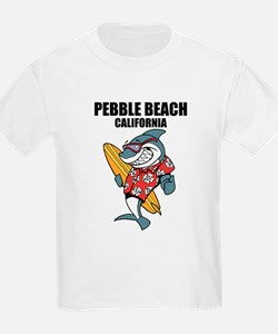 Pebble Beach, California T-Shirt