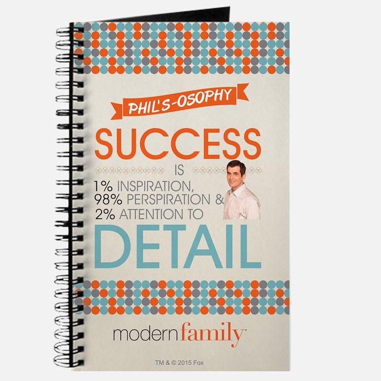 Modern Family Philsosophy Success Journal