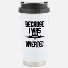 Top Gun - Inverted Travel Mug