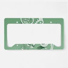 Dragon License Plate Holder