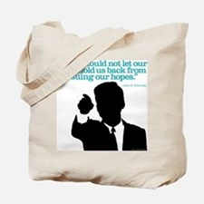 Hopes Tote Bag