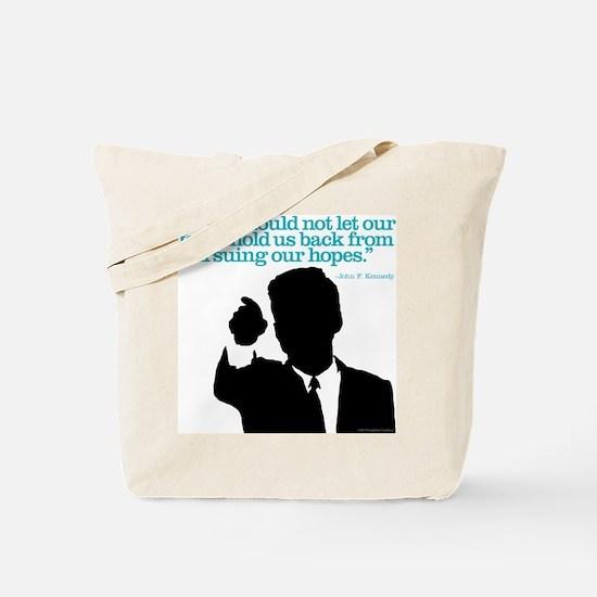 Hopes Tote Bag