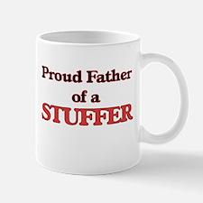 Proud Father of a Stuffer Mugs