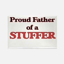 Proud Father of a Stuffer Magnets