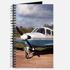 Low wing aircraft, Outback Australia 3 Journal