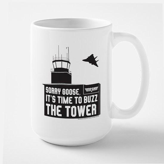 Top Gun - Buzz The Tower Large Mug