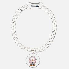 Funny Naked Penguin Bracelet