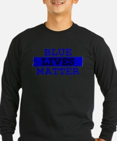 Cute Thin blue line T