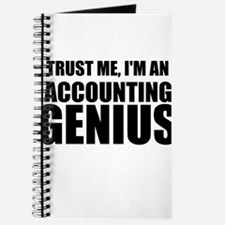 Trust Me, I'm An Accounting Genius Journal