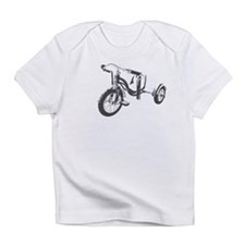 Funny Kids bicycle Infant T-Shirt