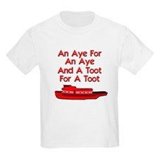 Funny Boat T-Shirt