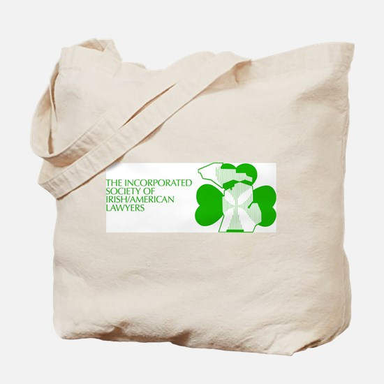 ISIAL Logo Tote Bag