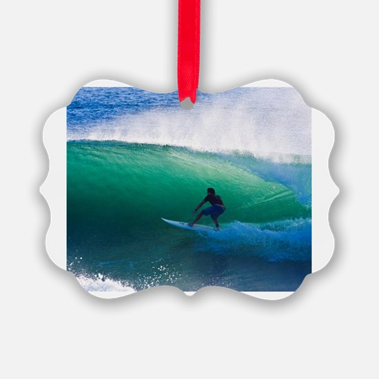 Cute Surfboard Ornament