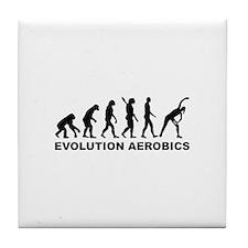 Evolution Aerobics Tile Coaster