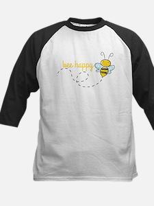 Bee Happy Baseball Jersey