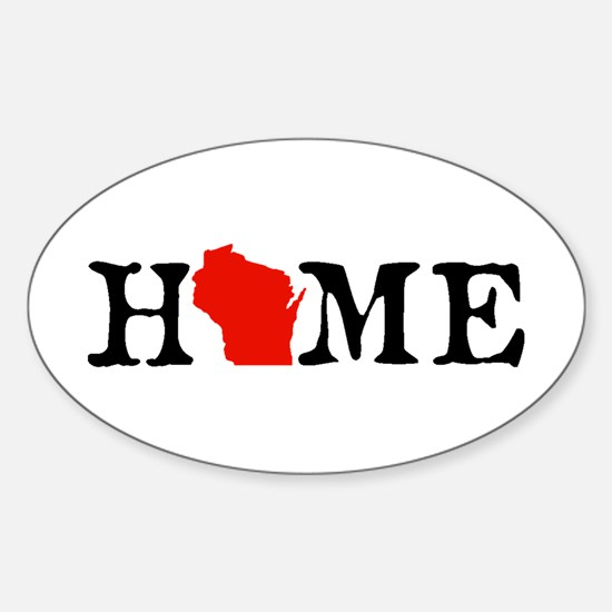 HOME - WI Decal
