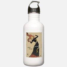 Vintage poster - Jane Water Bottle