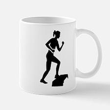 Step aerobics Mug