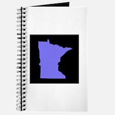 Minnesota Purple Black Journal