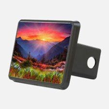 High Country Sunset Hitch Cover