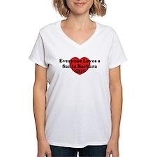 Santa Barbara girl Shirt