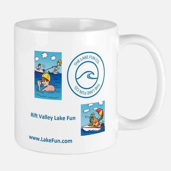 Rift Valley Lake Mugs