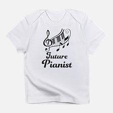 Unique Piano baby Infant T-Shirt