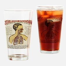 Unique Consumption Drinking Glass