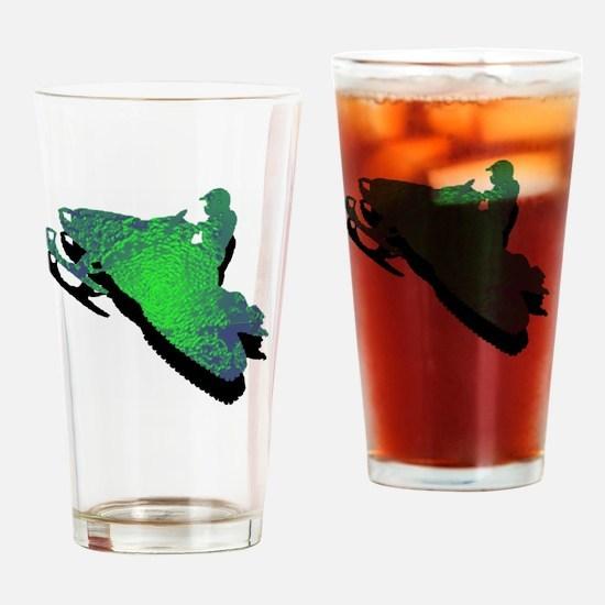 Cool Polaris Drinking Glass