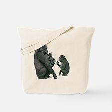 Unique Macaques Tote Bag