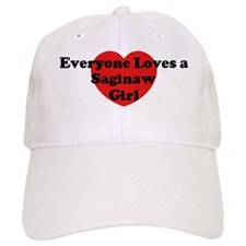 Saginaw girl Baseball Cap