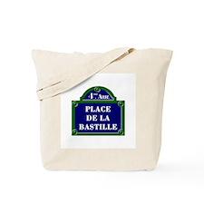 Place de la Bastille, Paris - France Tote Bag