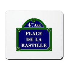 Place de la Bastille, Paris - France Mousepad