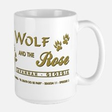 The WOLF and the ROSE Mugs