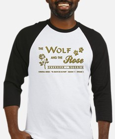 The WOLF and the ROSE Baseball Jersey