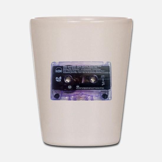 The Purple Tape Shot Glass