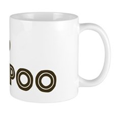 Cavapoo (dog paw) Mug