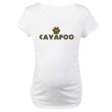 Cavapoo (dog paw) Shirt