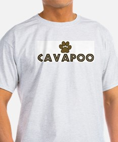 Cavapoo (dog paw) T-Shirt