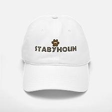 Stabyhoun (dog paw) Baseball Baseball Cap